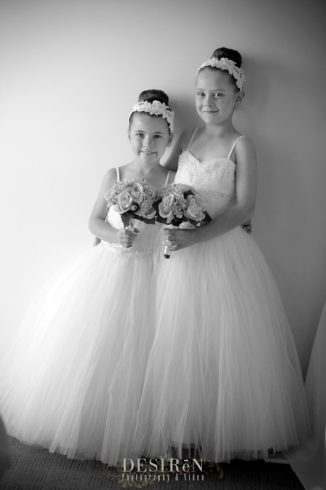 01a Flower Girls Wedding Photo
