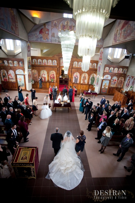 02a Macedonian Church Wedding
